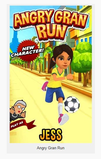 Angry Gran Run 2.4.0 Apk + Mod (Money/Unlocked) for android