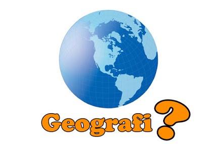 15 Pengertian Geografi Menurut Para Ahli Dunia Lengkap