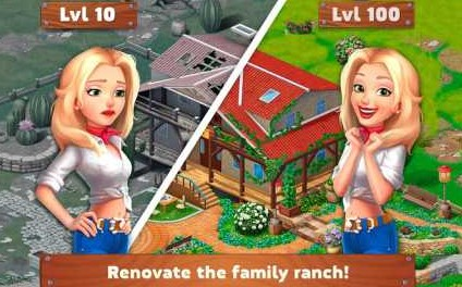 Rancho Blast 1.4.20 Apk + Mod (Unlimited Money) for android