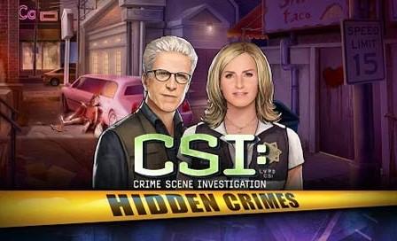 CSI Hidden Crimes 2.60.4 Apk + Mod (a lot of money) for android